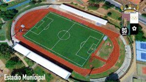 "Estadio Municipal ""Francisco Gil Valle"" (Foto Aérea 2)"