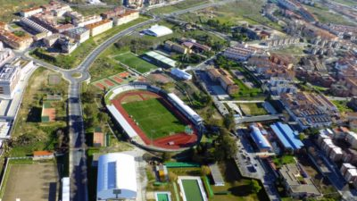 "Estadio Municipal ""Francisco Gil Valle"" (Foto Aérea 1)"