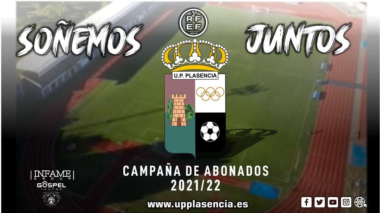 """CAMPAÑA DE ABONADOS 2021/22 """"PICHA Y ABÓNATE"""""""